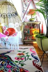 Artsy Bohemian Home with Colorful Decorating Concept Part 6