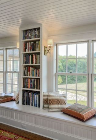 Bay Window seating with extra comfort Part 13