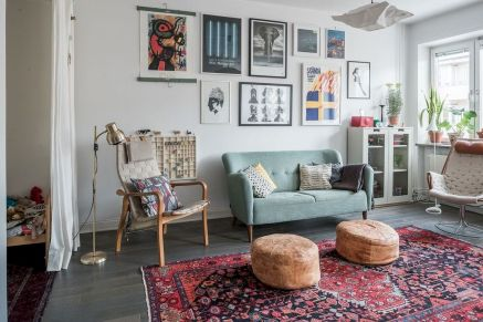Bohemian Home Decor with Brilliant Features Part 15