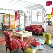 Bohemian Home Decorating Inspiration Part 21