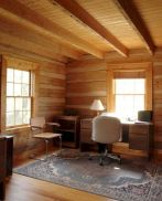 Brilliant Home Office Concept Marrying Farmhouse Design with Modern Touch Part 12
