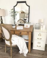 Brilliant Home Office Concept Marrying Farmhouse Design with Modern Touch Part 2