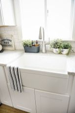 Inspiring Farmhouse Kitchen Sink for New Kitchen and Remodel Part 29