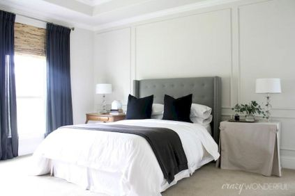 Most Wanted White Bedroom Decorating Ideas in Classy Finish Part 9