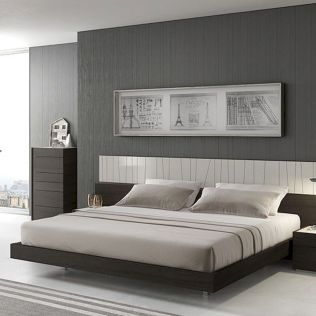 Platform Bed Ideas in Modern Design with Multi Functions Part 30