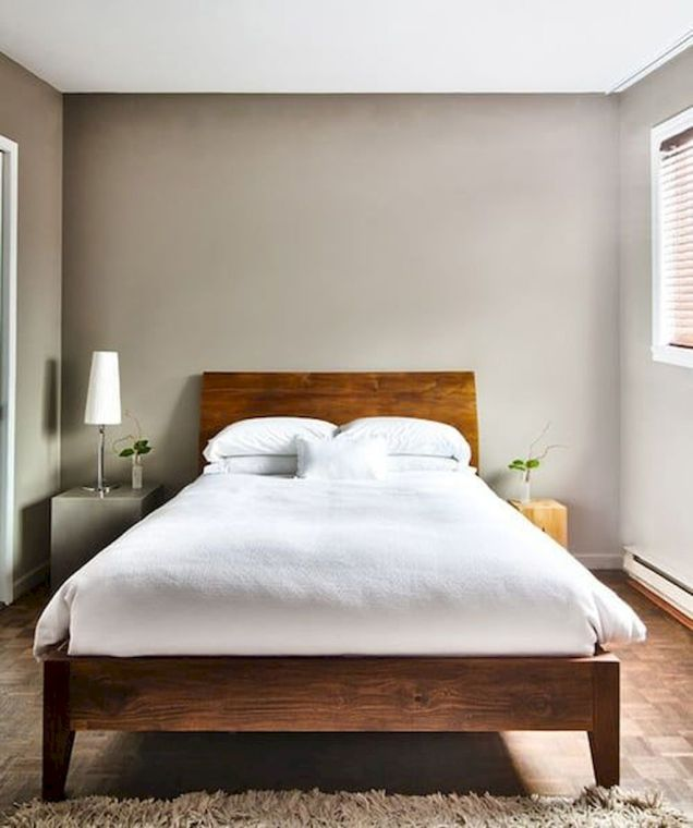 Platform Bed Ideas in Modern Design with Multi Functions Part 31
