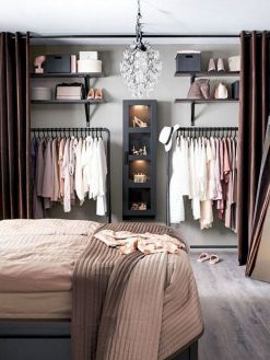Small Closet Organization Trick to Space Up Your Storage Part 19