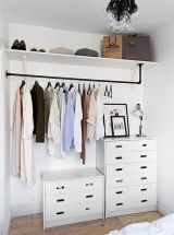 Smart Closet Organization Ideas to Make Extra Storage Part 41