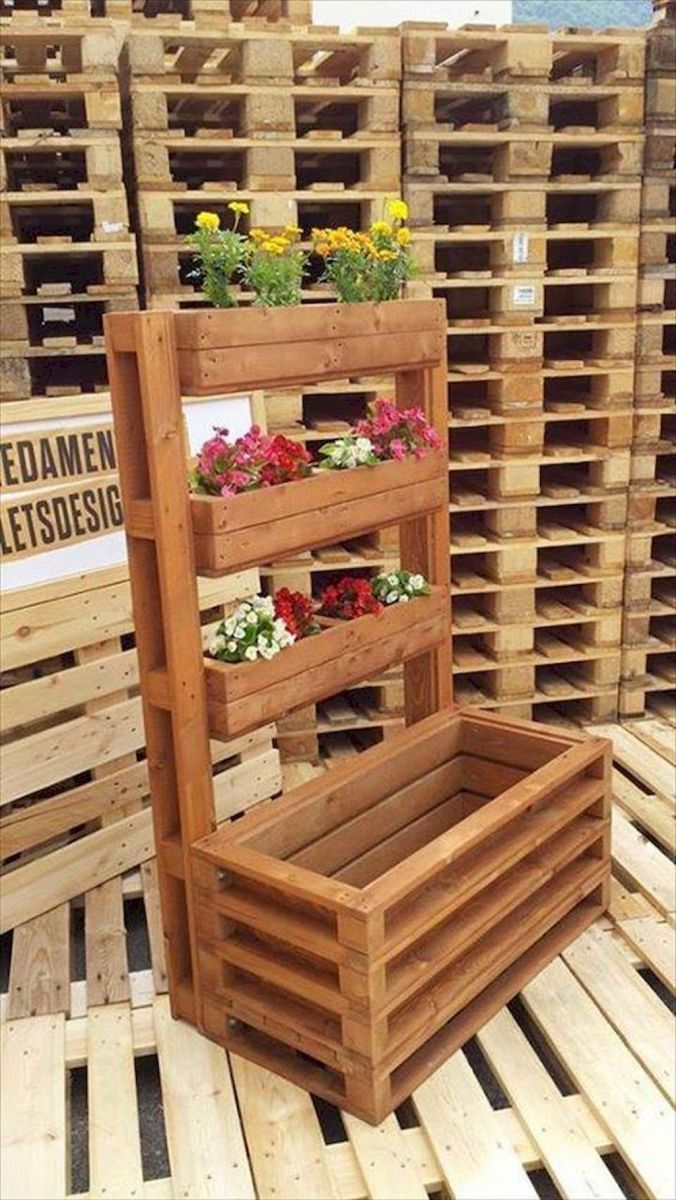 Cheap Furniture and Home Decor Projects with Wood Pallets Part 5