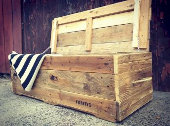 Cheap Furniture and Home Decor Projects with Wood Pallets Part 7