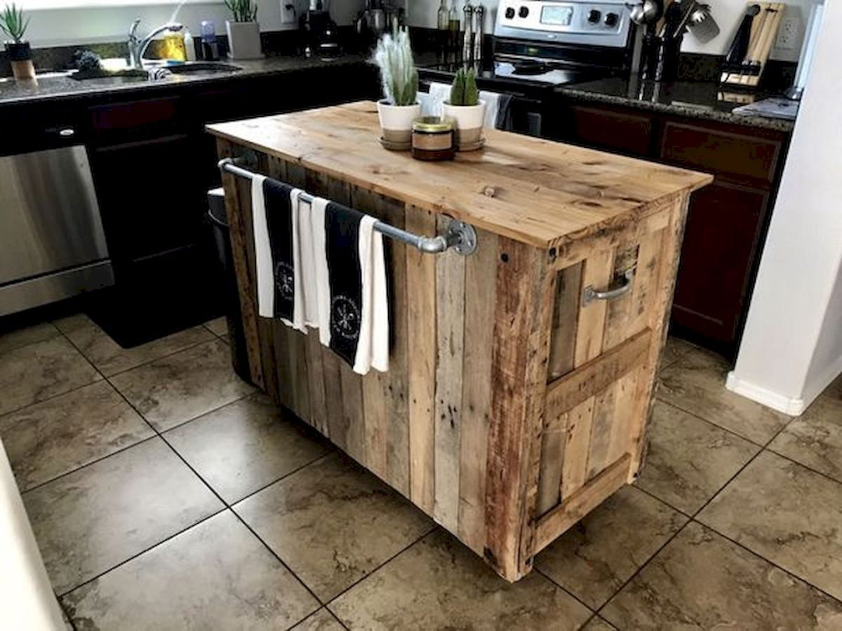 DIY project inspiration using scrap wood pallets Part 21