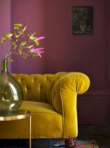 Accent Wall Ideas for Your Stylish Living Room Part 10