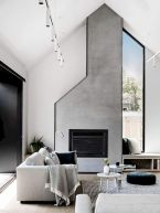 Accent Wall Ideas for Your Stylish Living Room Part 5