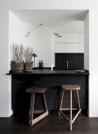 Affordable Bar Stools with Minimalist Design for Kitchen Decoration Part 5
