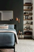 Beautiful Bedroom Designs in Darker Color Combination to Create Deeper Mood Effect Part 1