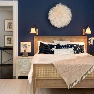 Bedroom Color Trend with Bold Colors and Brave Statements Part 31