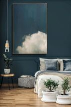 Bedroom Color Trend with Bold Colors and Brave Statements Part 34