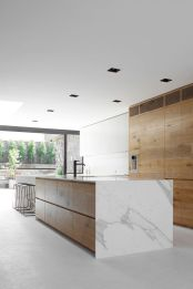 Best Modern Kitchen with Beautiful Wooden accent Part 19