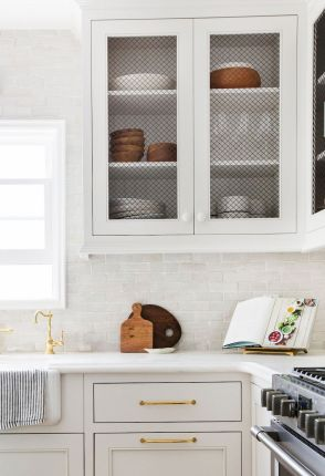 Effective Neutral Colors For Beautiful White Kitchen Concept Part 21