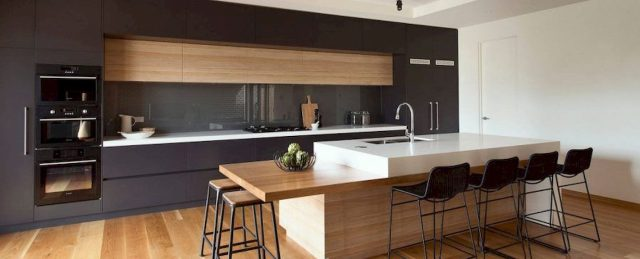 Fabulous Kitchen Bar Design Ideas for Modern Home Concept Part 24
