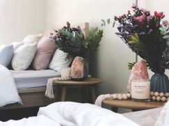 Functional Side Table Designs with More Trendy Bedroom Ideas Part 19