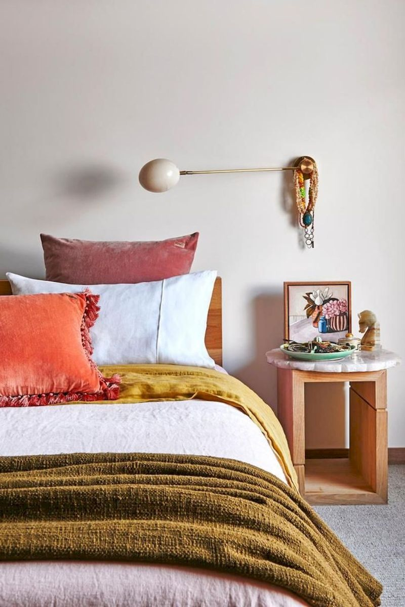 Functional Side Table Designs with More Trendy Bedroom Ideas Part 24