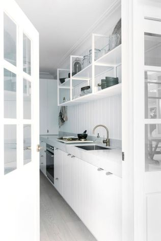 Inspiring Kitchen Organization and Storage Ideas to Make the Kitchen Looks Neater Part 13