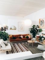 Lively Living Room Vibe with Indoor Plant Decoration Part 25