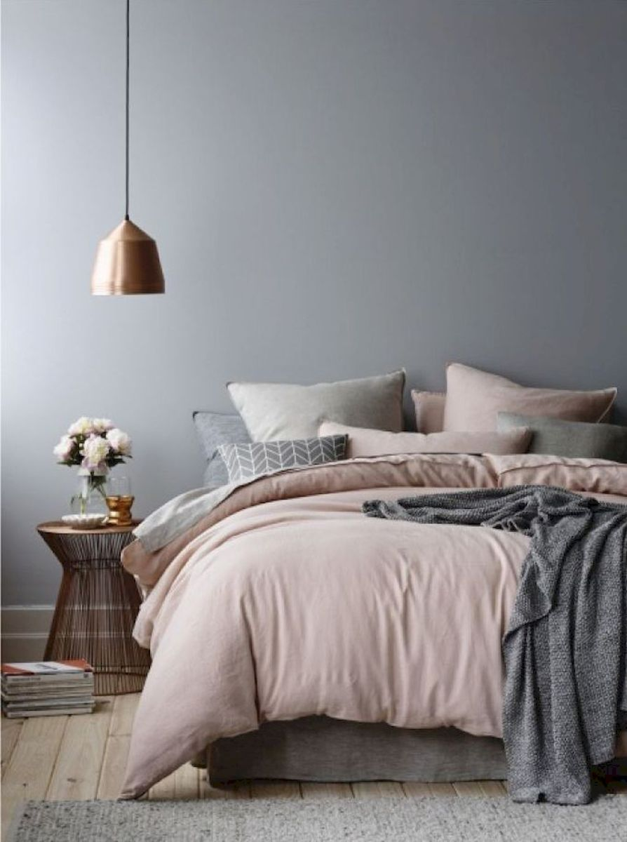 Modern Bedroom Concept With Strong Color Accents Part 49