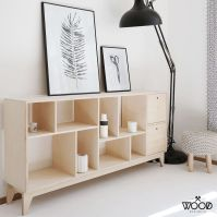 Modern Furniture Design Made from Woods Part 18