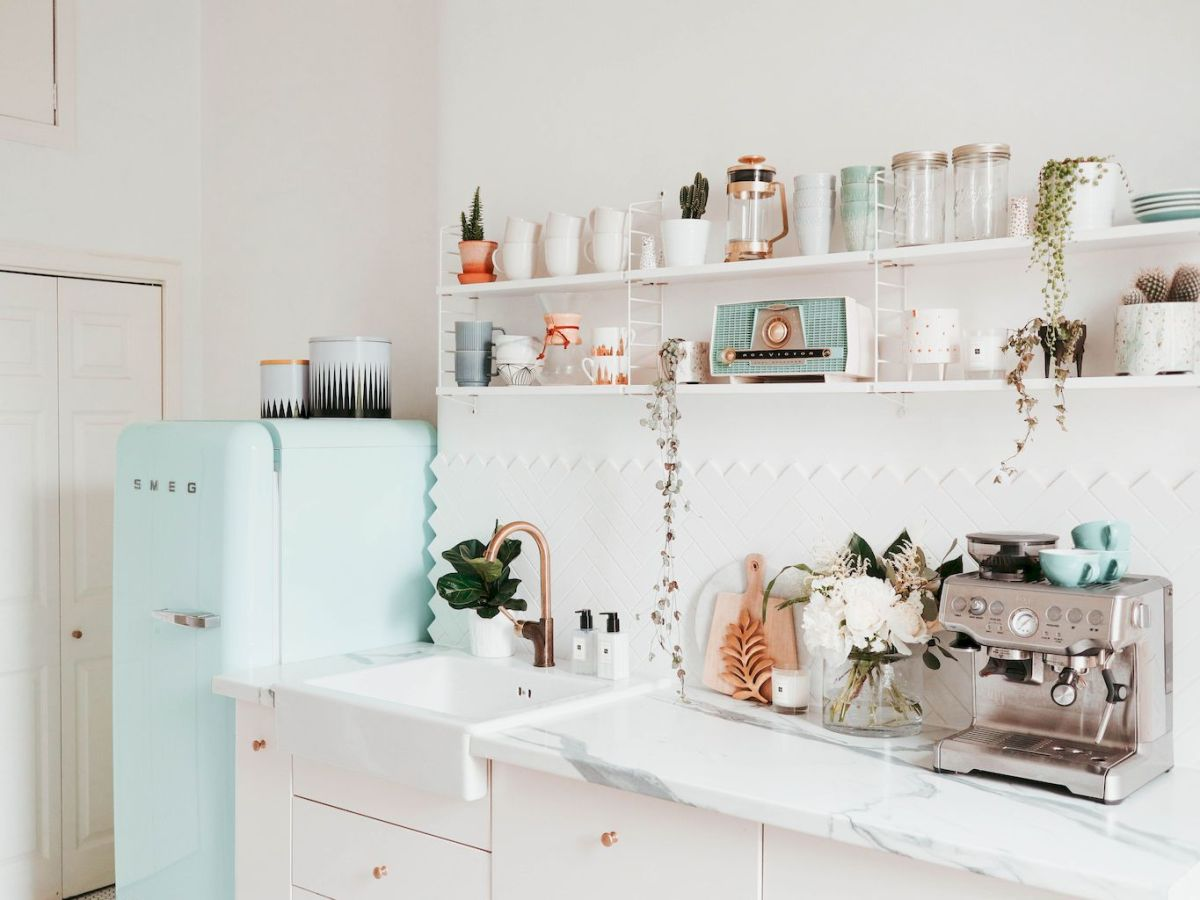 Pantry Kitchen Organization Ideas for Small Kitchens Part 11