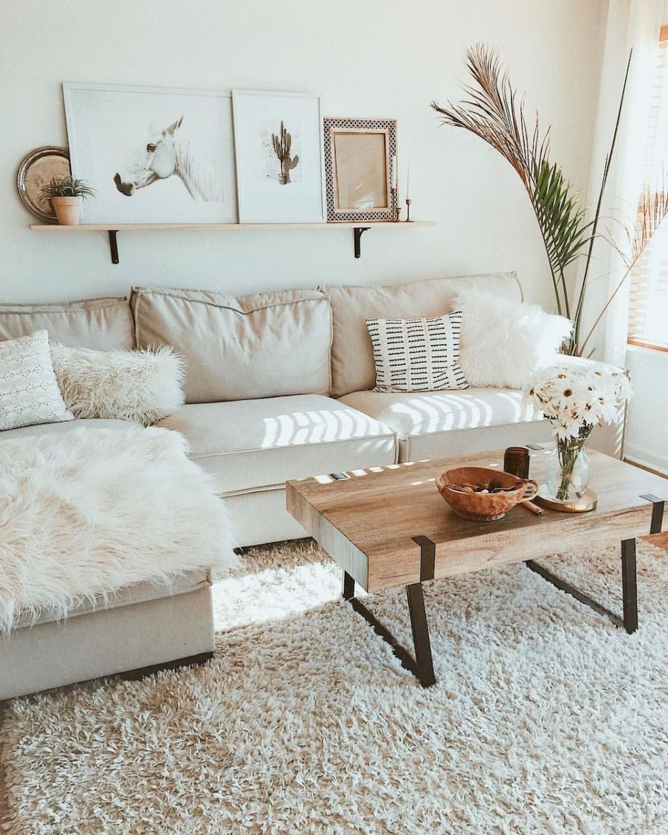 Warm and Comfort Living Room with affordable Decorating Concept Part 5