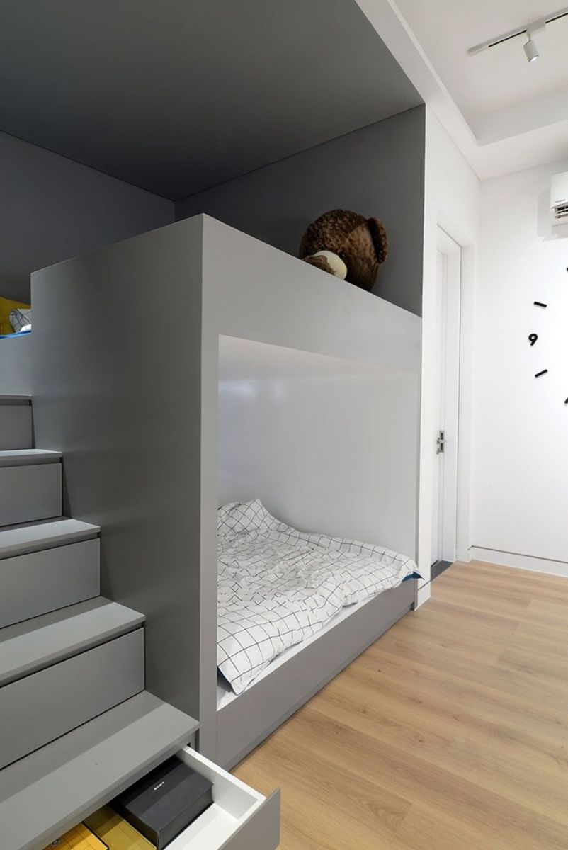 Amazing Bunk Bed Ideas For a Dream Girls and Sisters Room You Wish You Had As A Kid Part 10