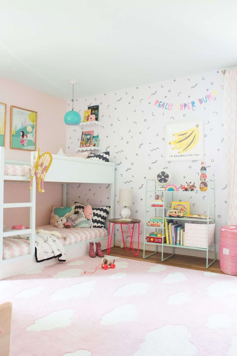 Amazing Bunk Bed Ideas For a Dream Girls and Sisters Room You Wish You Had As A Kid Part 4