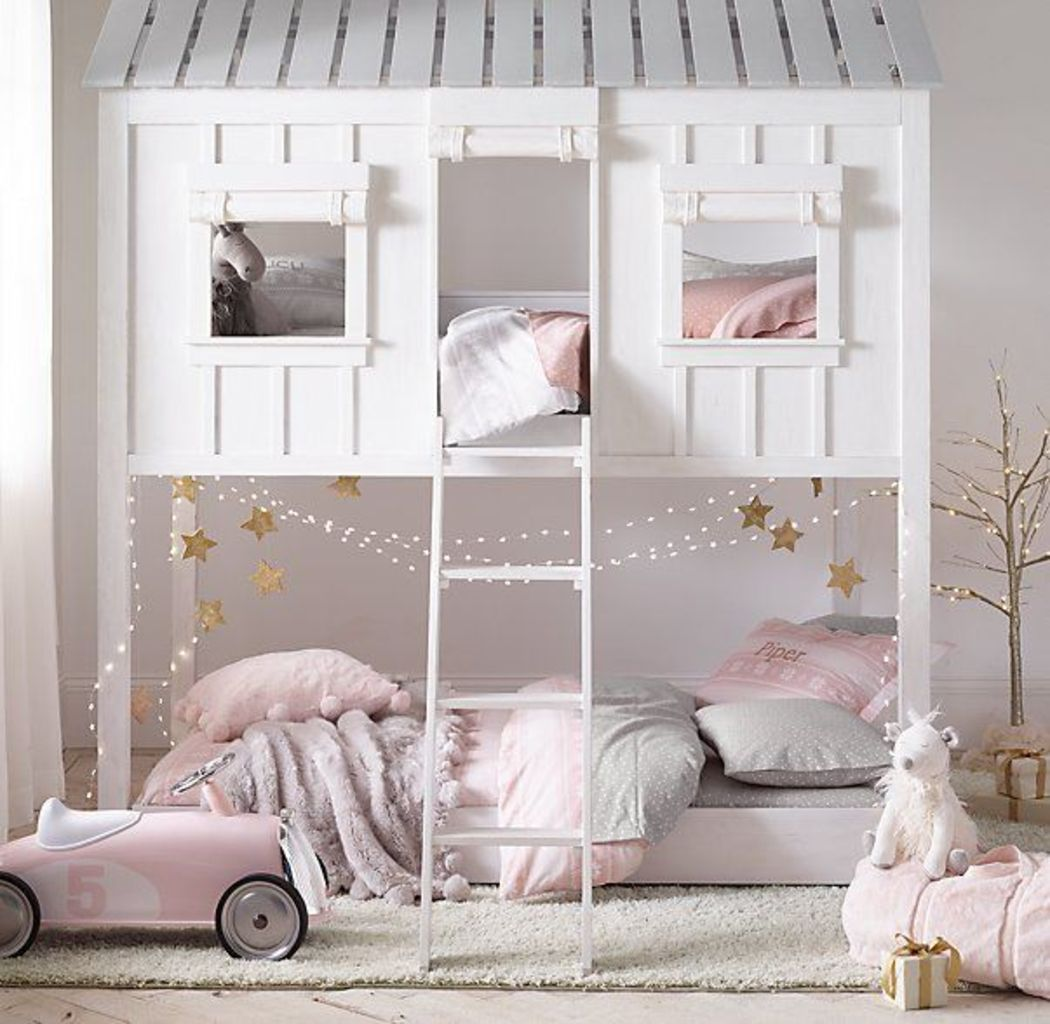 Amazing Bunk Bed Ideas For a Dream Girls and Sisters Room You Wish You Had As A Kid Part 8