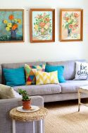 Amazing ideas of cushions as beautiful decoration to enhance living room refreshing atmosphere Part 3