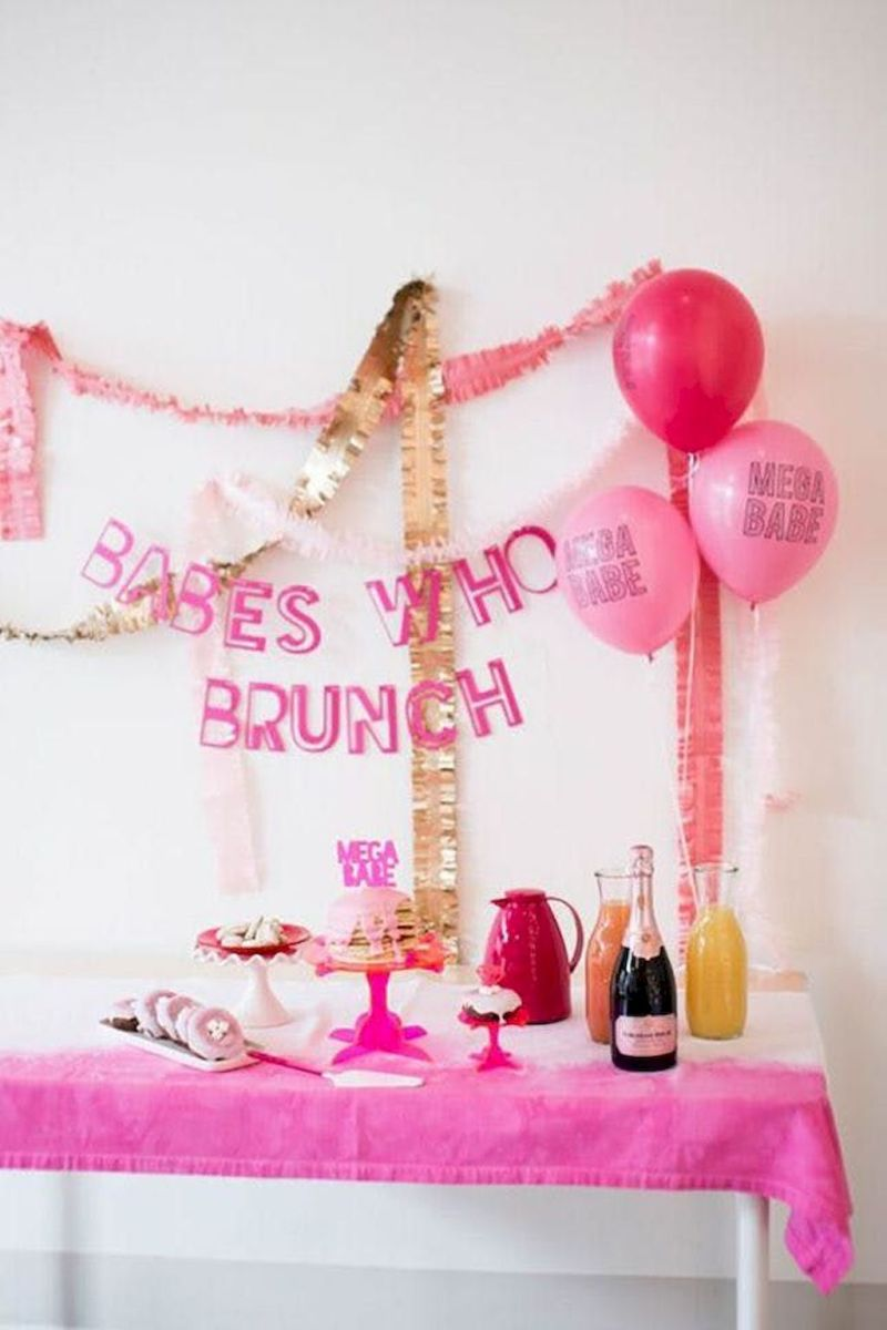 Beautiful Bridal Shower Decoration Ideas during the Valentine Part 14