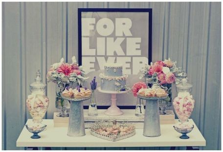 Beautiful Bridal Shower Decoration Ideas during the Valentine Part 17