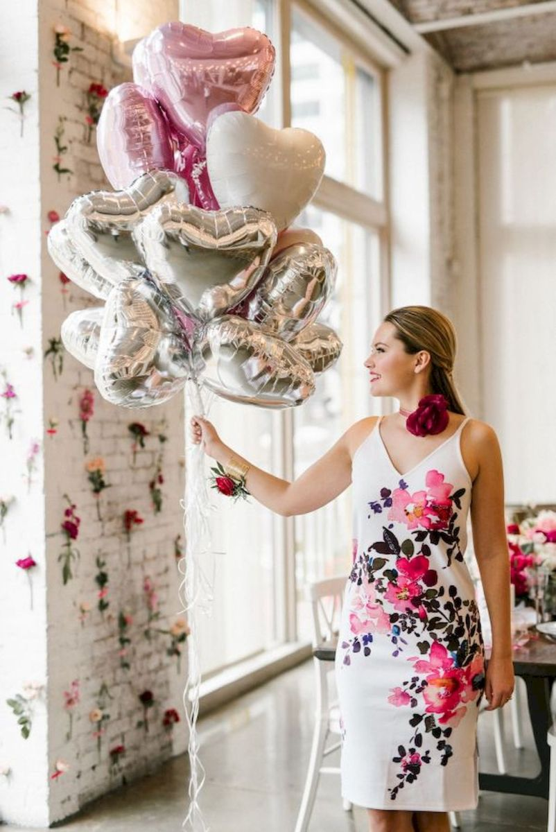 Beautiful Bridal Shower Decoration Ideas during the Valentine Part 8