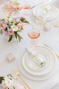 Beautiful Bridal Shower Decoration Ideas during the Valentine Part 9