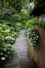 Best walk ways for gardens and outdoor spaces with inspiring paving designs Part 11