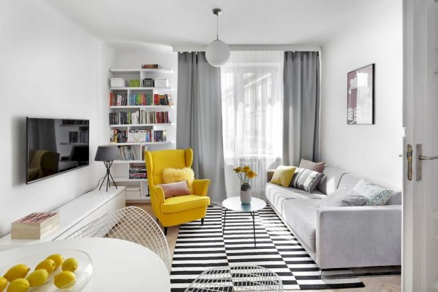 Brilliant Home Decor Ideas with Color Pop Ups That Enliven Interior Vibes Part 26