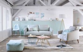 Color Pop Up Ideas for Neutral Colored Home Interior Part 3