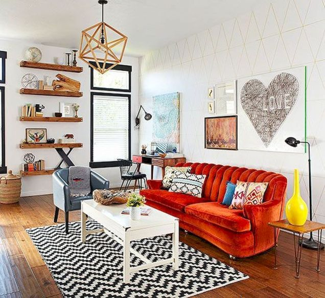 Colorful Home with Amazing Colored Furniture and Accessories Part 17