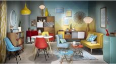 Colorful Home with Amazing Colored Furniture and Accessories Part 9
