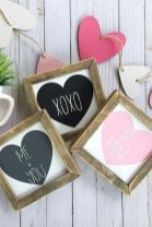 DIY home decoration you can make to celebrate the Valentine with your partner Part 11