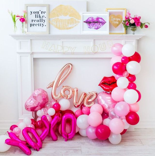 DIY home decoration you can make to celebrate the Valentine with your partner Part 15