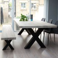 Exotic Wooden Table Designs for Modern Traditional Dining Room Part 11