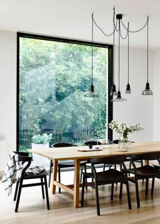 Exotic Wooden Table Designs for Modern Traditional Dining Room Part 24