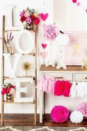 How to make a Valentine surprise for your partner with lovely home decoration Part 17